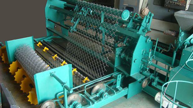 máy cán lưới b40