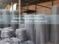 cuộn lưới b40 dài bao nhiêu m