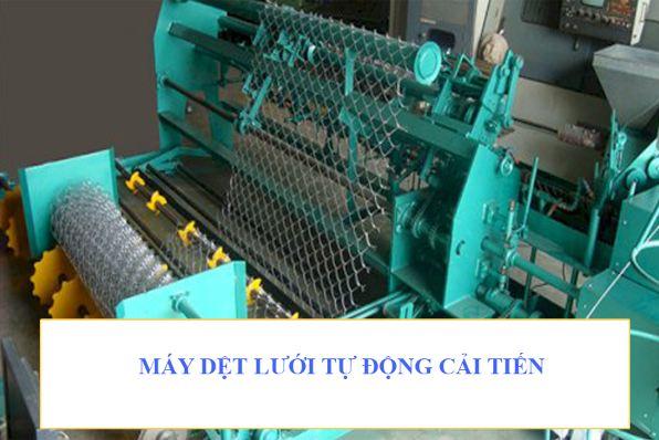 máy dệt lưới b40